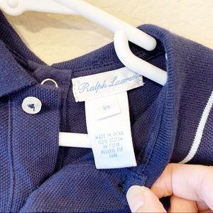 Ralph Lauren One Pieces - Ralph Lauren onesie NWT 9mth